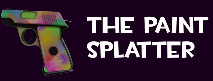 The Paint Splatter Pack