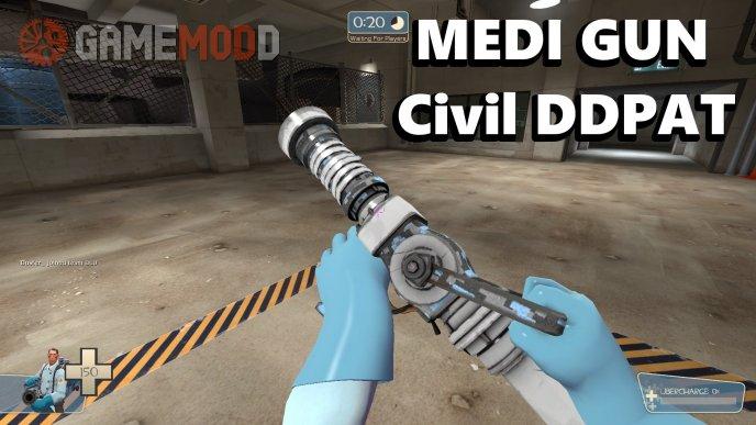 Medi-Gun | Civil DDPAT