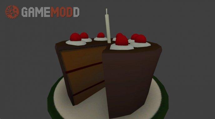Portal Cake Medkits