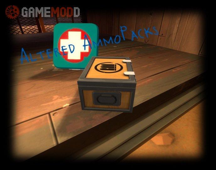 Altered Woody AmmoPacks