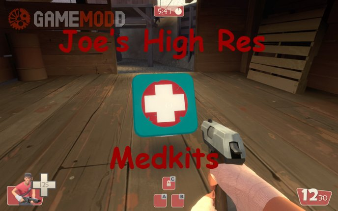 High Res Med-kits