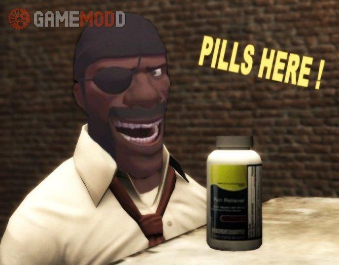 Left 4 Dead Pills&Medkit