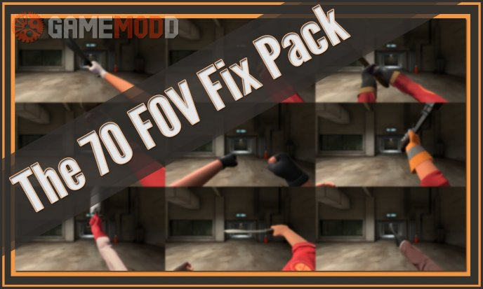 The 70 FOV Fix Pack