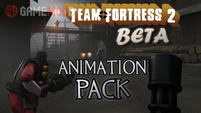 TF2 Beta Animation Pack