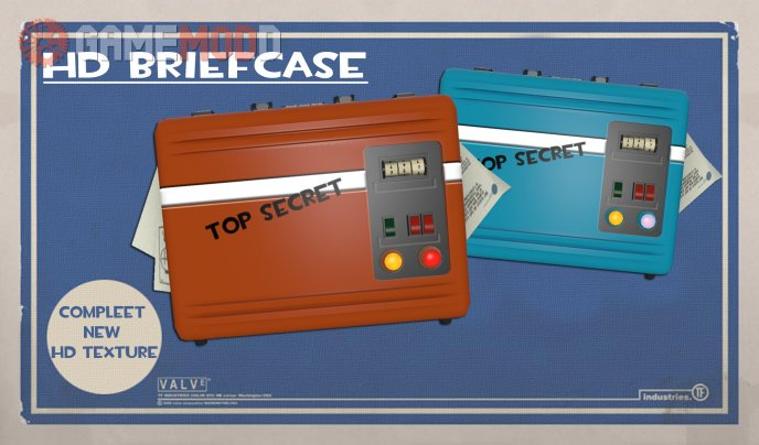 HD Briefcase / Intel