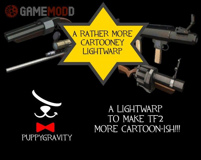 A Rather More Cartooney Lightwarp