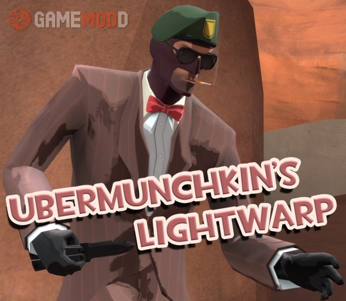 UberMunchkin's Lightwarp