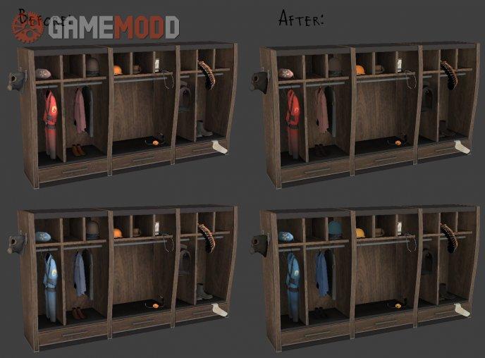 Spawn Room Locker