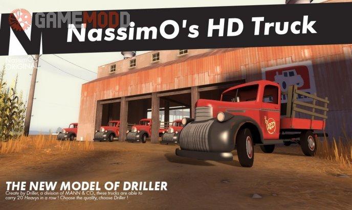 NassimO's HD Truck