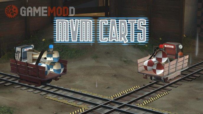 MvM Carts