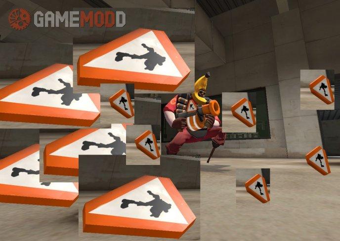 Jumper Warning