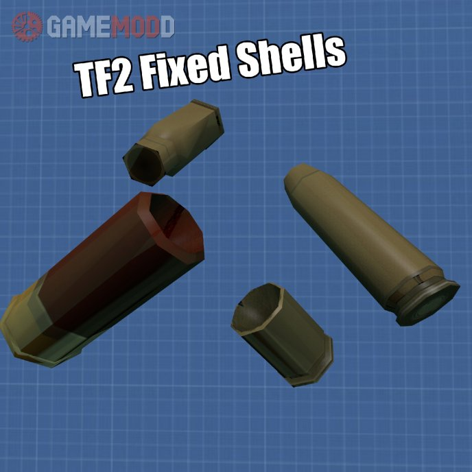 TF2 HD shell Fixes