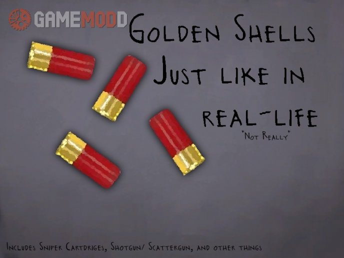 Golden (HD) Shells