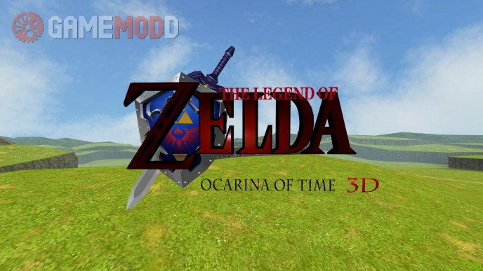 Hyrule (Ocarina of Time 3D)