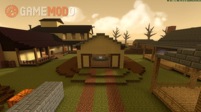 Koth Harvest Minecraft