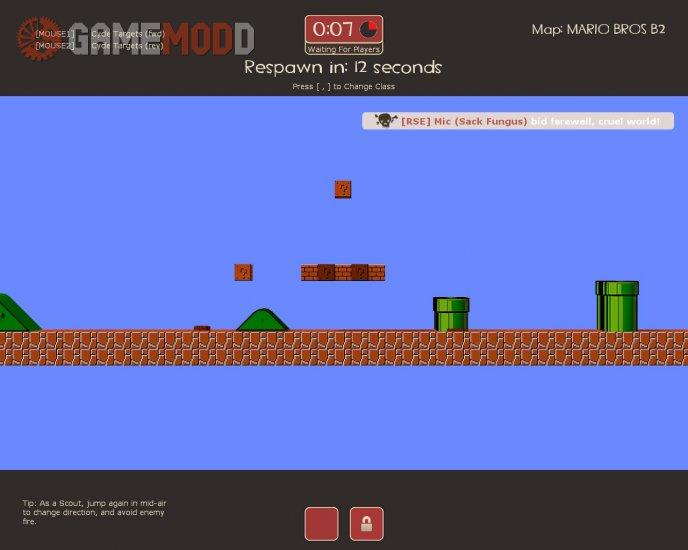 CP Mario World Beta 8