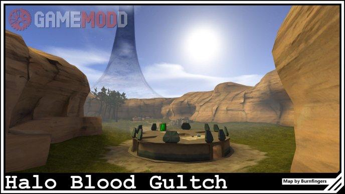 Halo BloodGultch (CTF)