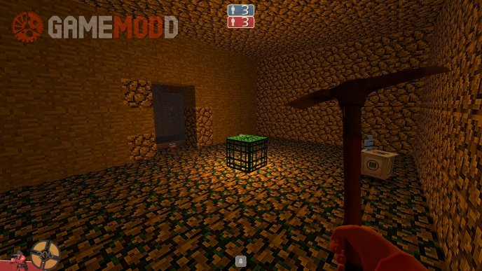 Arena: Minecraft Ravine