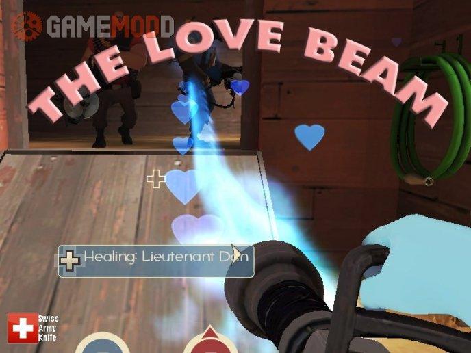 The Love Beam