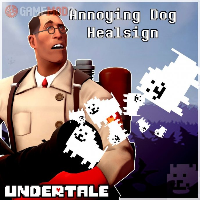 Annoying Dog Healsign