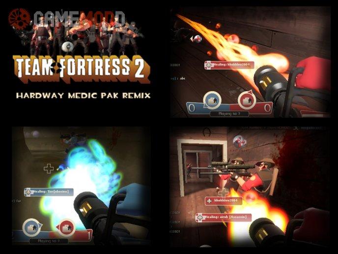 Hardway Medic Pack Remix