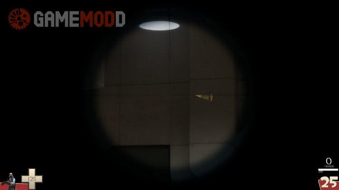 Small Sniper Laser