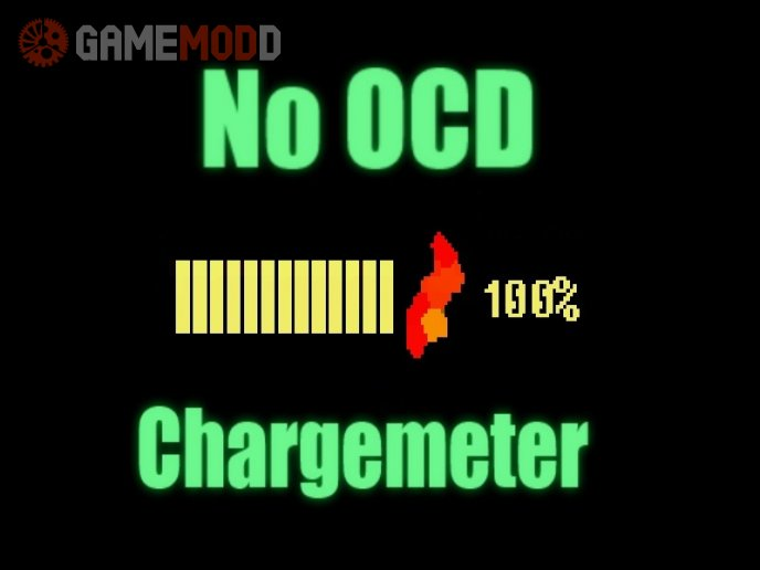 No OCD charge meter