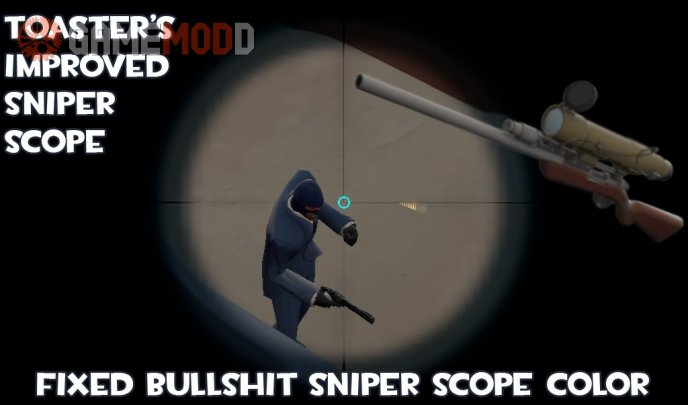 Toaster's Scope Fix