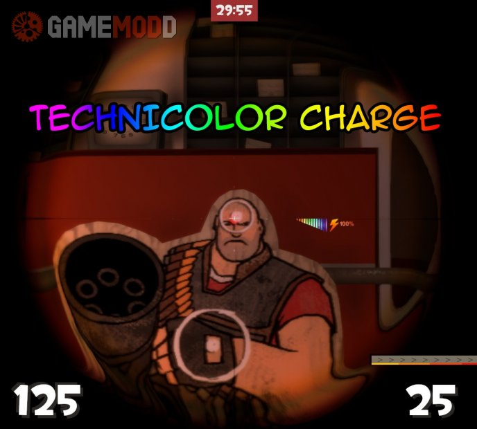 Technicolor Charge