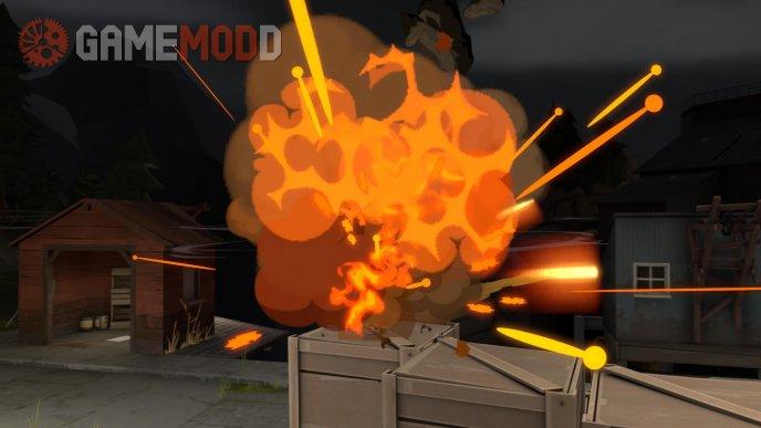 Toon Explosion FX