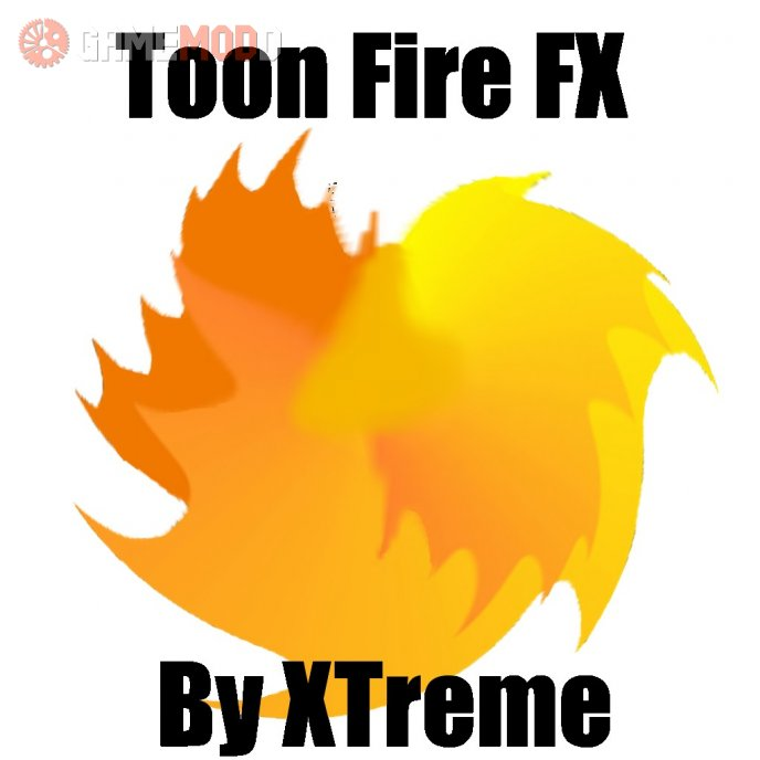 Toon Styled Fire FX
