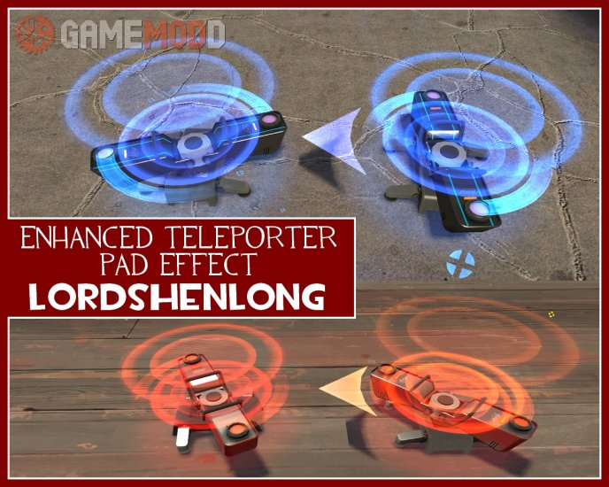 Enhanced Teleporter Effects
