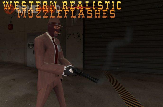 Western Realistic Muzzleflashes V1.5