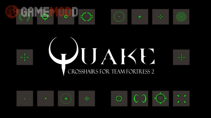 Quake Crosshairs on TF2