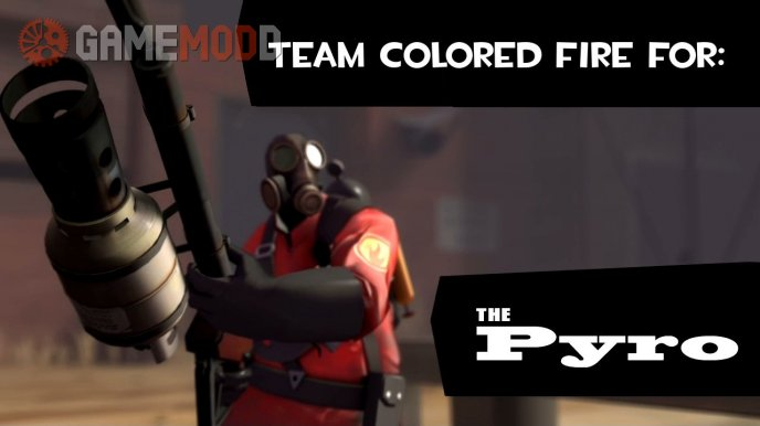 Team colored Fire