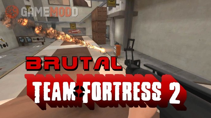 Brutal Team Fortress 2 - Particle Pack [1.1]
