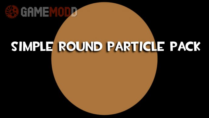 Simple Round Particle Pack [FIXED]