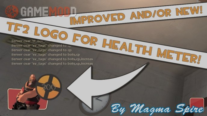 TF2 Logo for Health Meter V3