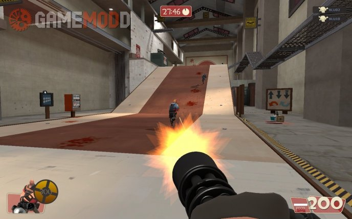 Enhanced TF2 Muzzle Flash