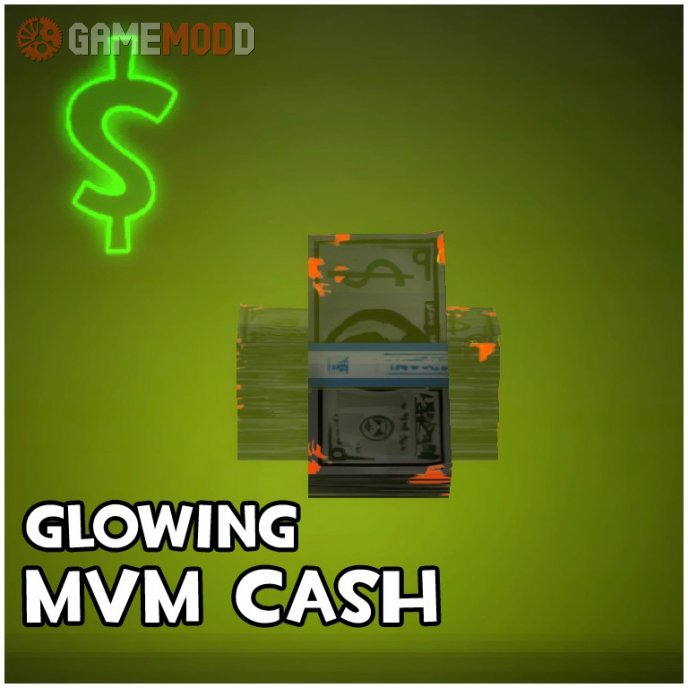 Glowing MvM Cash