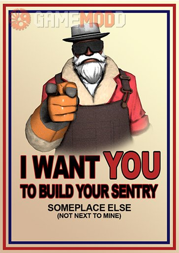 """UNCLE DANE WANTS YOU"" Poster"
