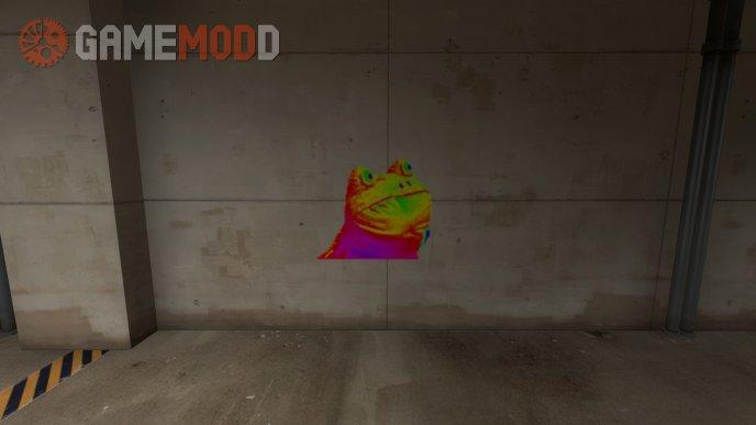 Euphoric Frog