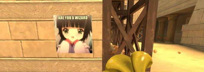 Wizard anime cute loli
