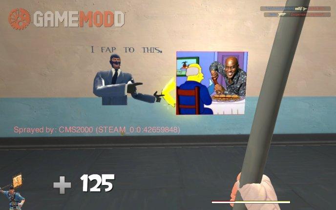 Tf2 Sprays Decoys Gamemodd