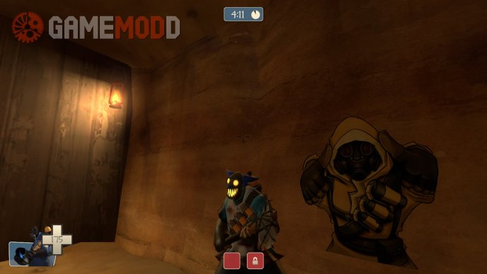 Hooded Pyro