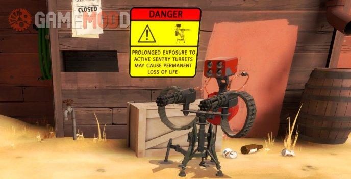 Danger - Sentries