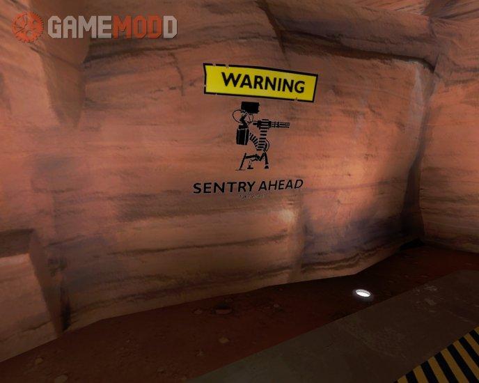 Sentry Ahead